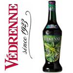 Зеленая Мята сироп VEDRENNE Menthe Verte